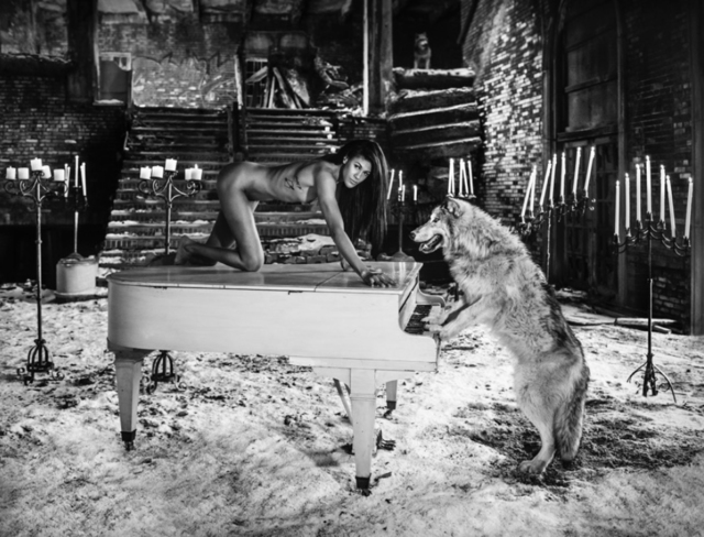 David Yarrow, 'It's 9 O'Clock on a Saturday', Visions West Contemporary