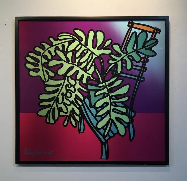 , 'Still Life: Thinking Tree,' 2017, Galerie Pici