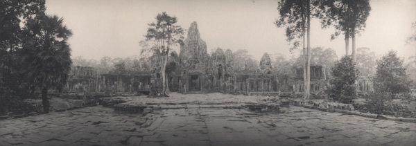 Silke Lauffs, 'Faces of Avalokiteshvara, the Bayon, Angkor, Siem Reap, Cambodia', 2005, Galerie Commeter / Persiehl & Heine