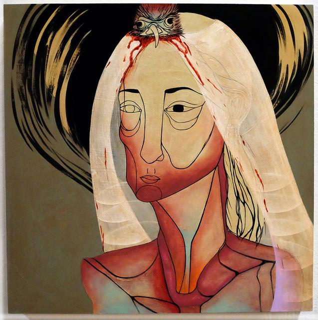 , 'Chickenhead Bride,' 2013-2014, ANNO DOMINI