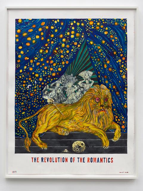 Marcel Dzama, 'The Revolution of the Romantics', 2019, Sies + Höke