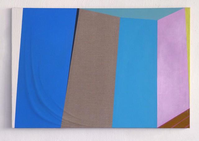 , 'Fahne L3,' 2015, Galerie Heike Strelow