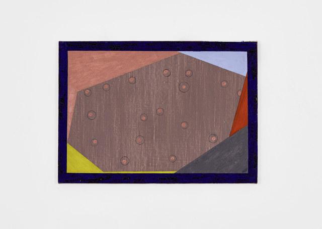 James hd Brown, 'Seven-sided Room Floor Plan VI', 2018, Galería Hilario Galguera