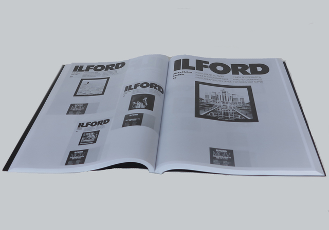 , 'Complete Ilford works Jonathan Monk, Zürich, Christoph Keller,' 2008, L'Arengario S.B.