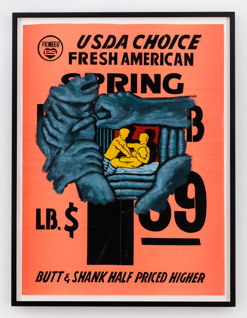 , 'Butt Shank,' 1985, P.P.O.W