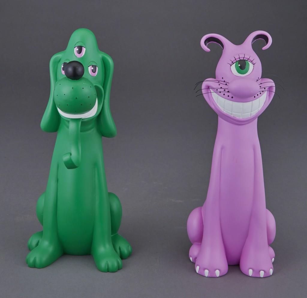 Cateyeguy and Dogeyeguy
