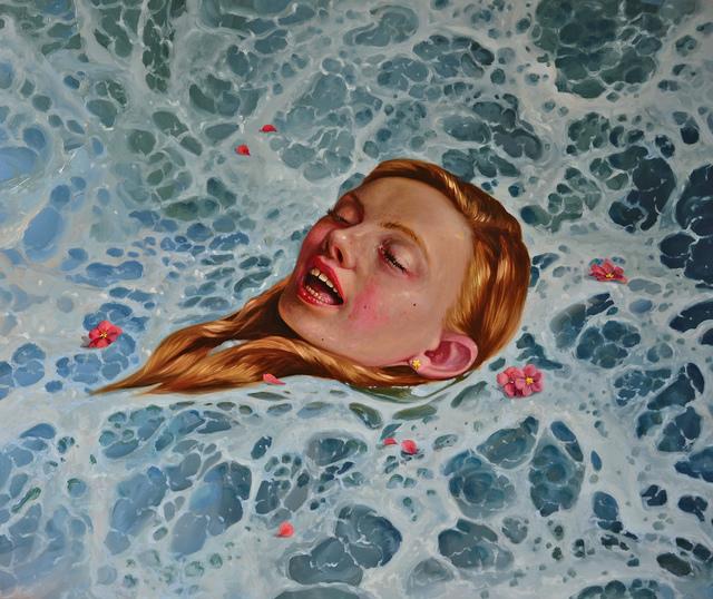 , 'Siren,' 2017, William Baczek Fine Arts
