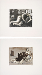 Henry Moore, 'Adam; and Eve,' 1980, Phillips: Evening and Day Editions