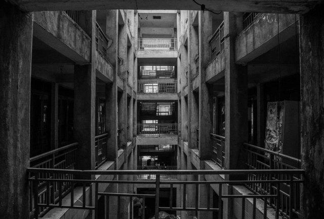 , 'Abandoned Mall, Kejetia 1,' , Helvetia Art Prize
