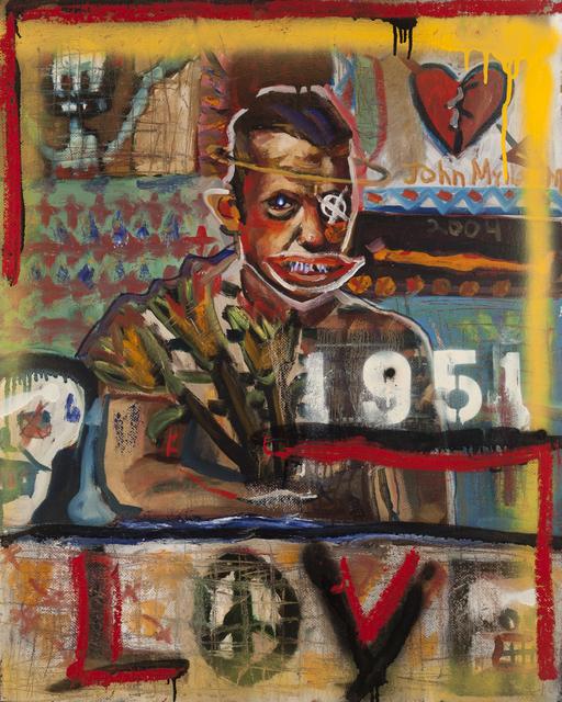 , 'Love,' 2005, ACA Galleries