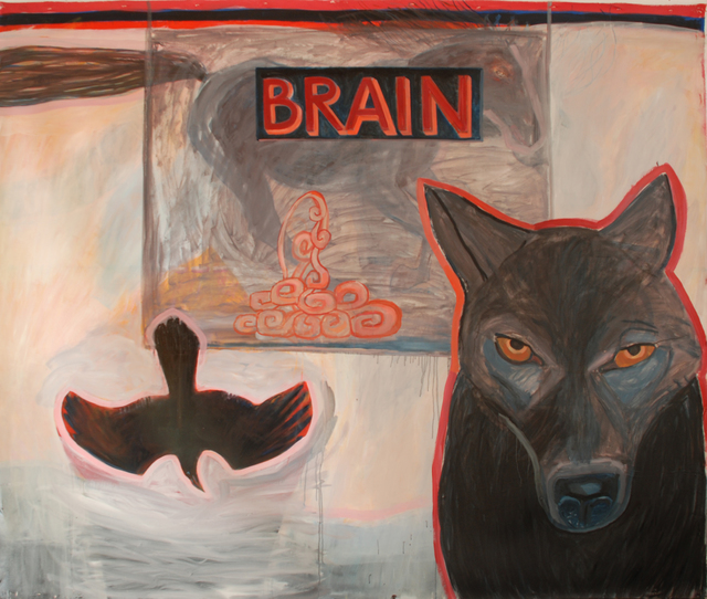 , 'Brain,' 2014, Phylogeny Contemporary