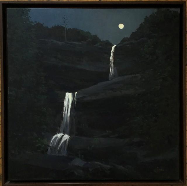 Elissa Gore, 'Kaaterskill Moon', 2008, Madelyn Jordon Fine Art