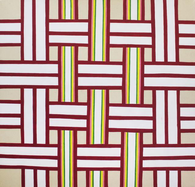 , 'Lawn Chair (Red),' 2017, Galleri Urbane