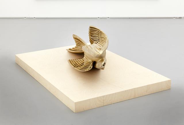 , 'bird,' 2016, DITTRICH & SCHLECHTRIEM