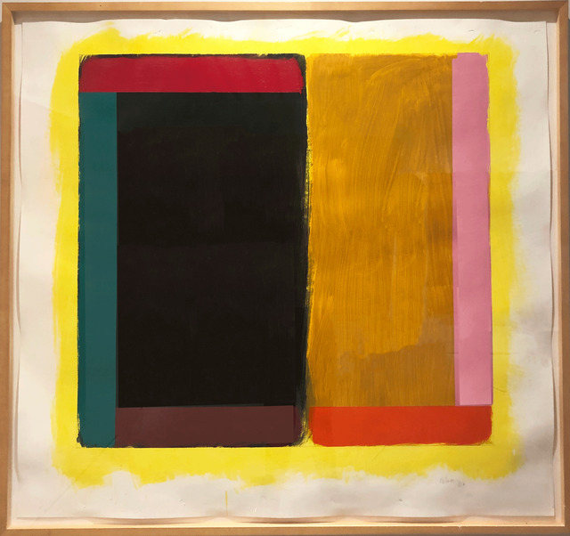 Doug Ohlson, 'Untitled', 1983, Drawing, Collage or other Work on Paper, Acrylic on paper, Washburn Gallery