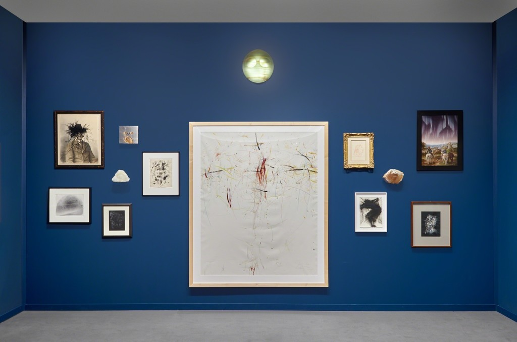 Sean Kelly at TEFAF New York Spring 2019, Stand 383 Seismography of the Soul : A project by Laurent Grasso May 3 - 7, 2019 Photography: Sebastiano Pellion di Persano Courtesy: Sean Kelly, New York