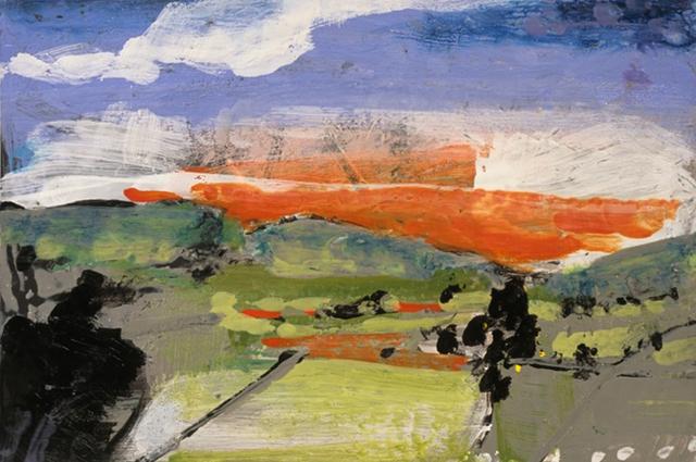 , 'Naunton Landscape,' , Wallace Galleries
