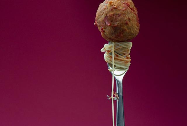, 'Meatball Rappeller,' 2016, Winston Wächter Fine Art