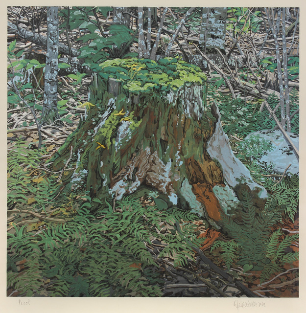 , 'Stump,' 2000, Alexandre Gallery