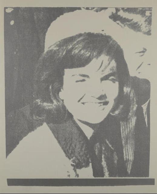 , 'Jacqueline Kennedy I (Jackie I),' 1966, Rosenfeld Gallery