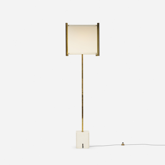 Ignazio Gardella, 'Rare floor lamp, model LP12 A', c. 1960, Rago/Wright