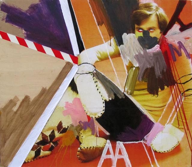 , 'Intelectual punk,' 2016, Galeria Contrast