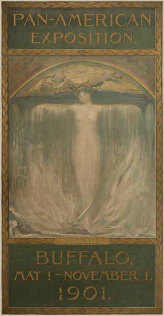, 'Pan American Exposition - Niagra - Buffalo,' 1901, Omnibus Gallery