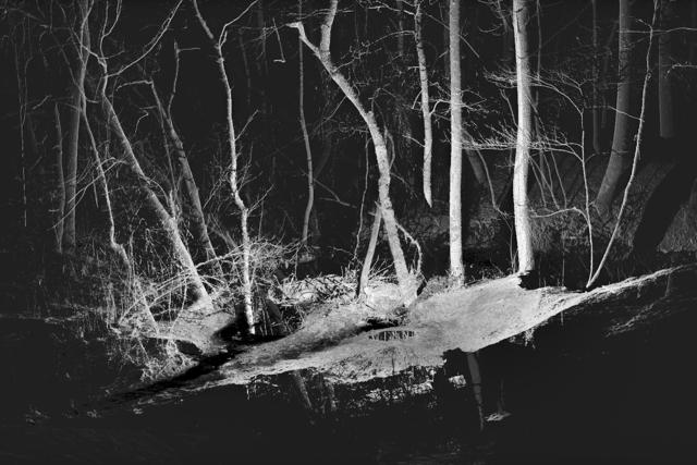 , 'Through the Swift, Black Night 01,' 2019, Specto Art Space