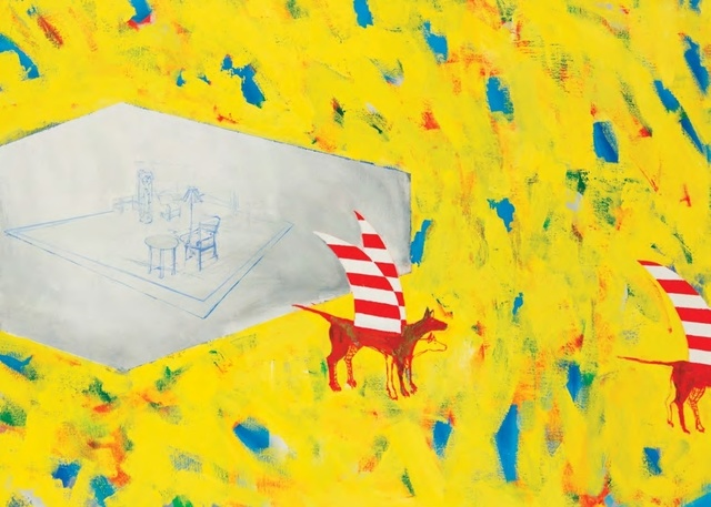 , 'Panorama with the room,' 2014, Gallery Katarzyna Napiorkowska | Warsaw & Brussels