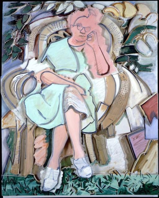 , 'Berdie Revisited,' 1989, Tibor de Nagy