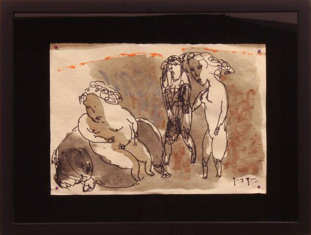 , 'Creature's Keeper,' , ARTSPACE 8
