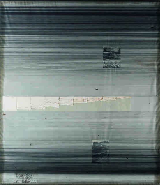 , 'Ach - Sowieso -- Genau ---,' 2015, G2 Kunsthalle