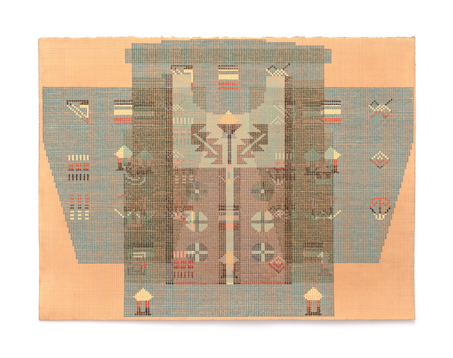 , 'House, Harp (Occupy! 2011),' 2014, Adams and Ollman