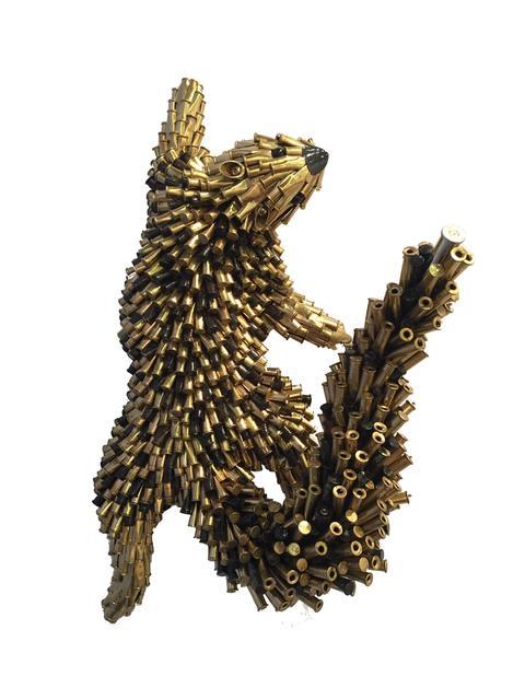 , 'Squirrel,' 2018, Cavalier Ebanks Galleries
