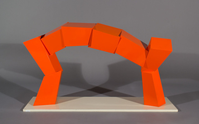 James Rosati, 'BIG RED (MAQUETTE)', 1963, Jerald Melberg Gallery