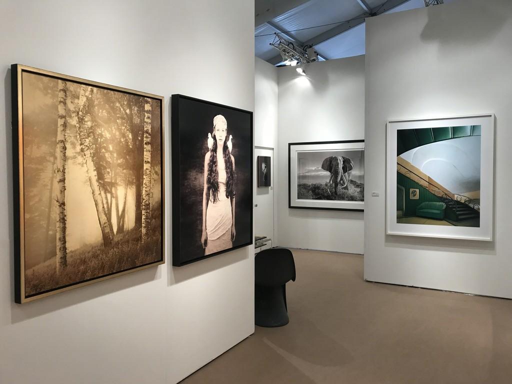 Holden Luntz Gallery, Palm Beach Modern + Contemporary 2019 Joyce Tenneson, Helmut Newton, David Yarrow & Michael Eastman