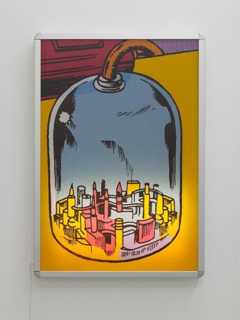 , 'Lenticular 4,' 2007, Simon Lee Gallery