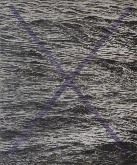 , 'Arctic sea provence violet X,' 2017, Ro2 Art