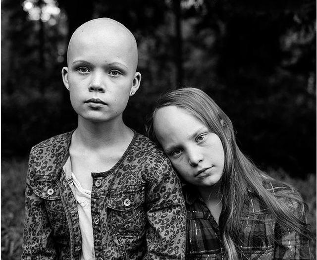 , 'Aino and Saima,' 2016-2017, Galerie Les filles du calvaire