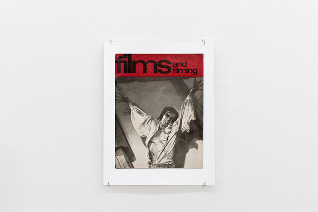 , 'Direction Artiste (Films and Filming January, 1973),' 2017, VI, VII