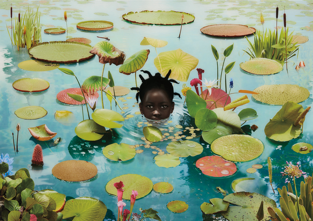 Ruud Van Empel, 'World #37', 2017, Phillips