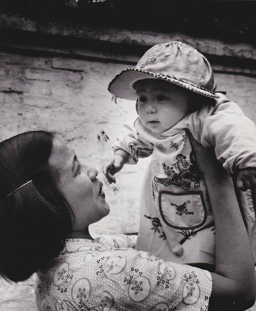 , 'Canton (Chine), à la crèche,' 1957, Galerie Nathalie Obadia
