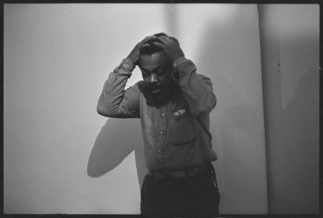 , 'Angst (Amiri Baraka / Leroy Jones),' 1977, Jenkins Johnson Gallery