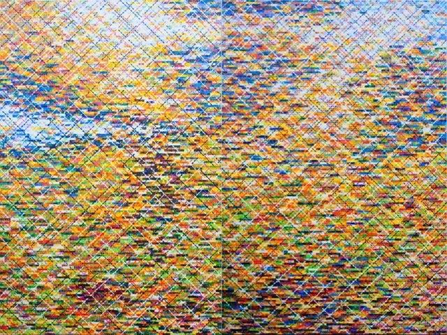, '八月之光 ,' 2015, Beijing Art Now Gallery