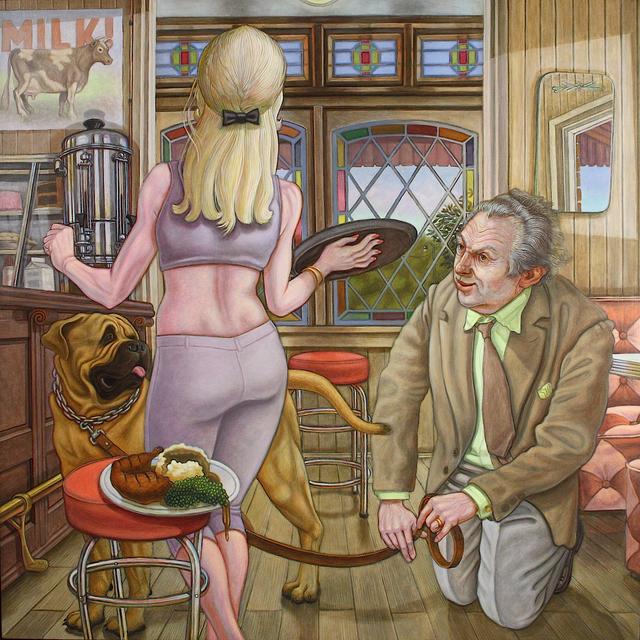 , 'Sugar Shack ,' 2015, Greg Thompson Fine Art