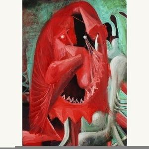 , 'M #5,' , Dean Borghi Fine Art