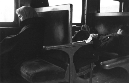 Kiichi Asano, 'Ou Main Line Train', February 1958, Scott Nichols Gallery