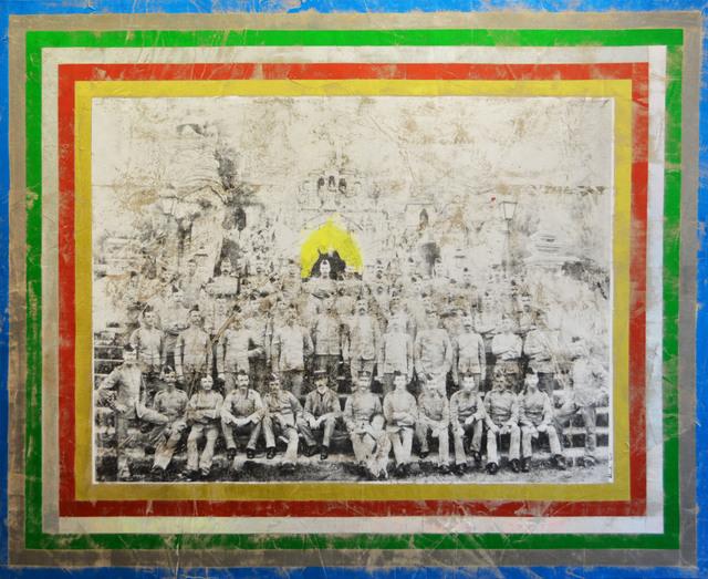 , 'Yellow,' 2017, Galerie Nathalie Obadia