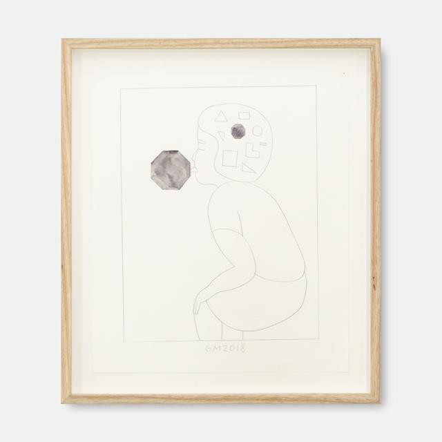 Geoff McFetridge, 'Tasting A Memory', 2018, V1 Gallery