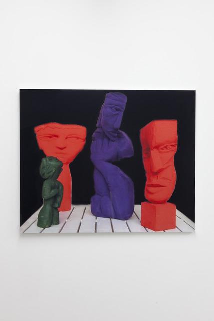 , 'Heads,' 2014, CARLOS/ISHIKAWA